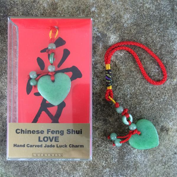 Love Feng Shui Luck Charm