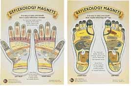 Reflexology Magnets